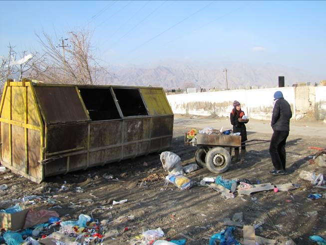 Khujand container